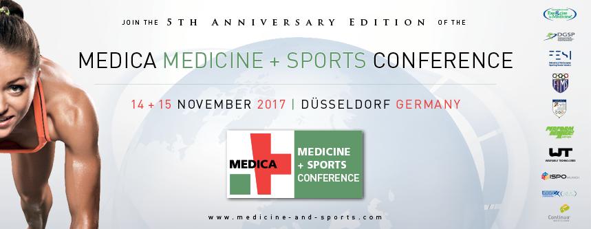 5th MEDICA MEDICINE + SPORTS CONFERENCE – Navispace