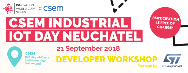 ST Developer Workshop Neuchatel 2018_website