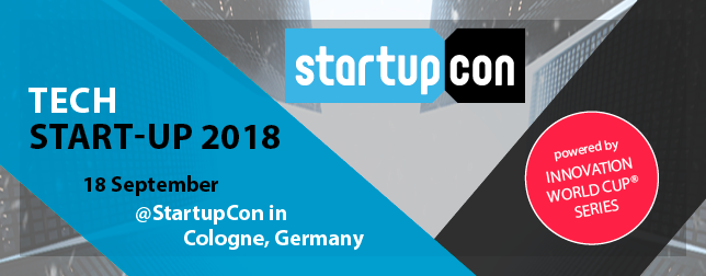 Innovation World Cup at StartupCon 2018